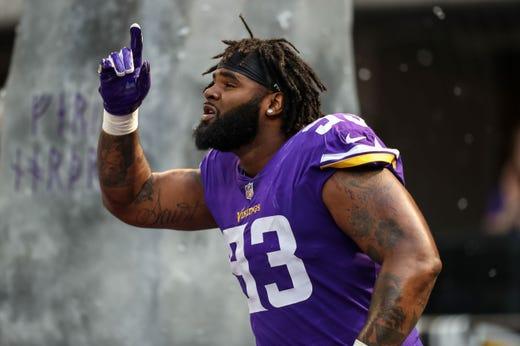 NR: Sheldon Richardson, DT, Vikings