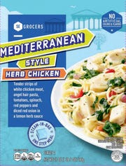 Southeast Grocers Mediterranean Herb Chicken.