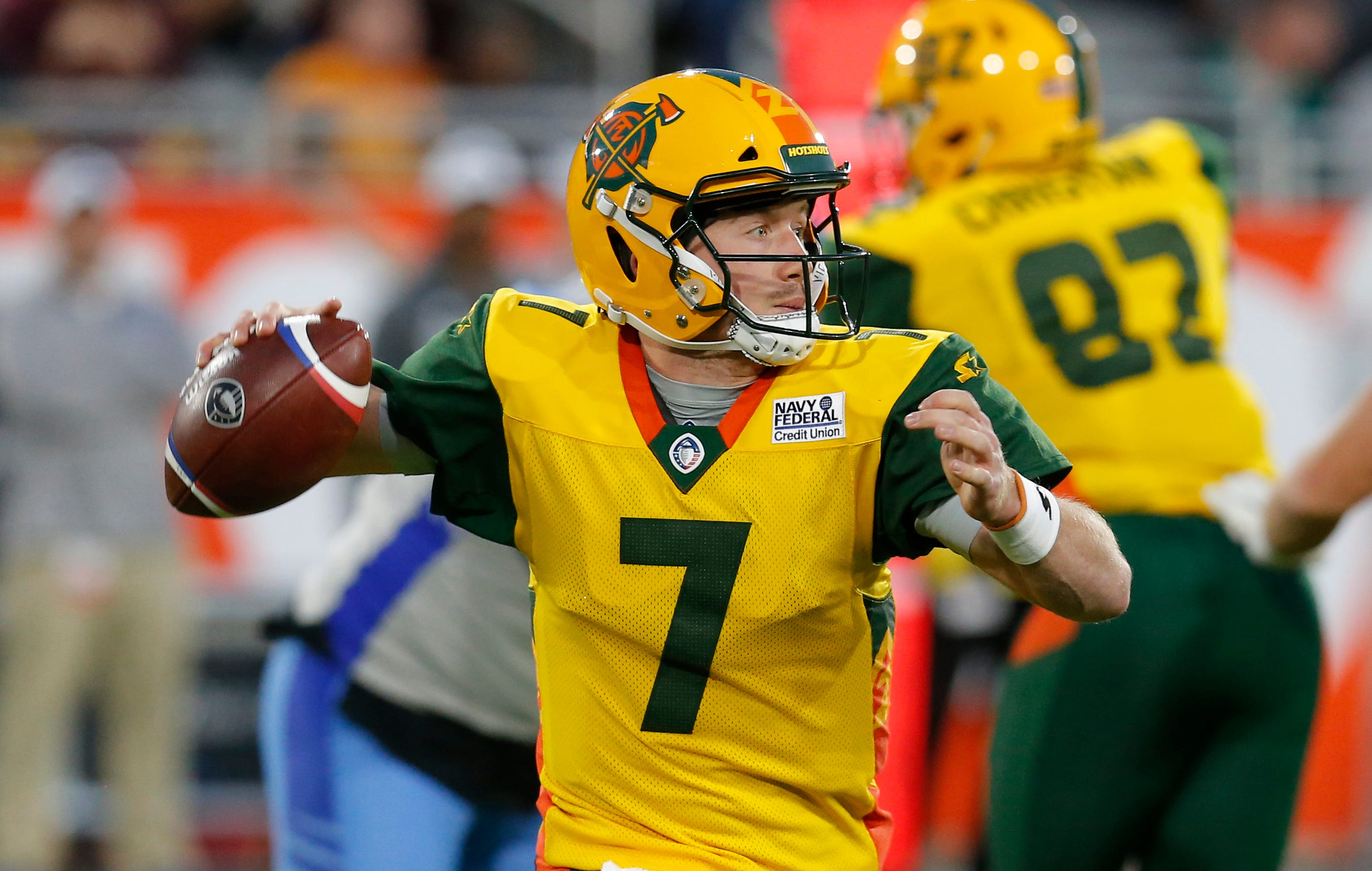 John Wolford, Arizona Hotshots impress in debut AAF win over Salt Lake Stallions