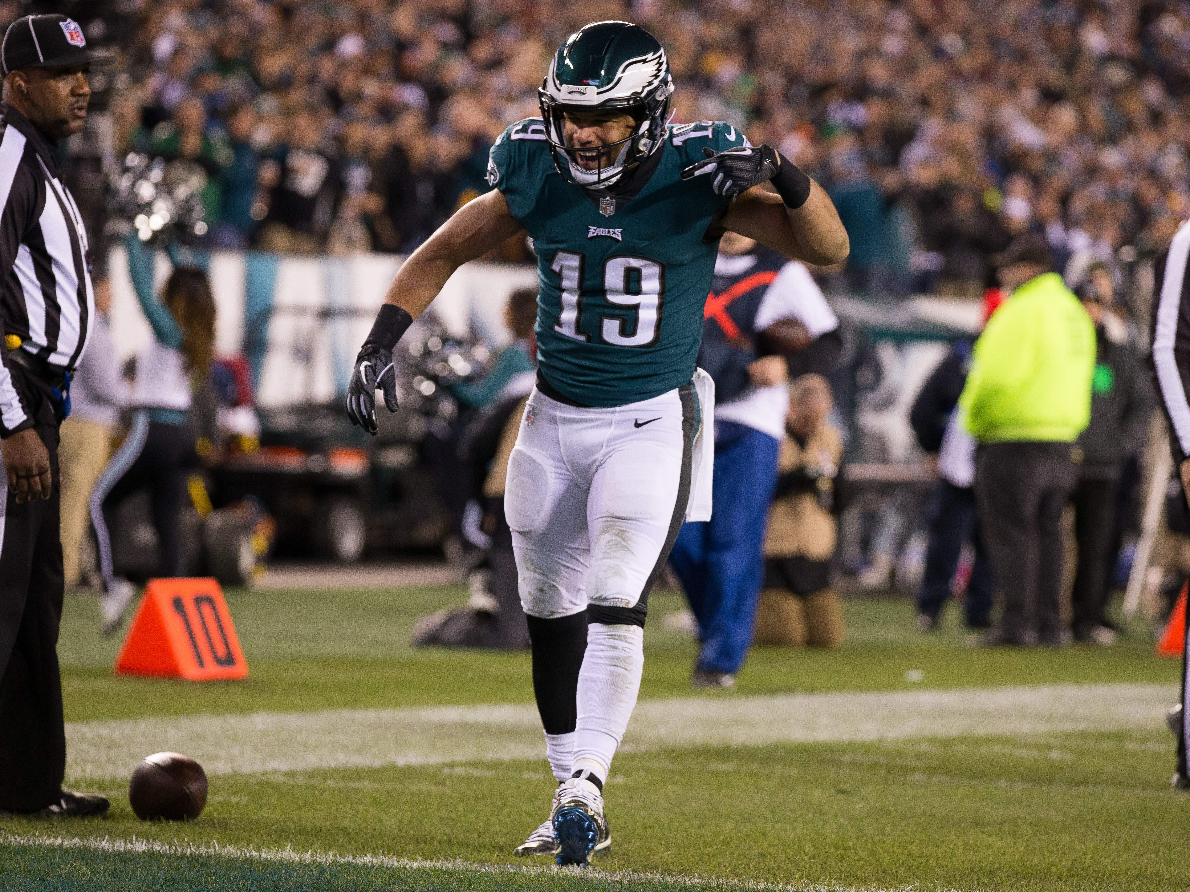 12. Golden Tate, WR, Eagles: Agreed to deal with Giants