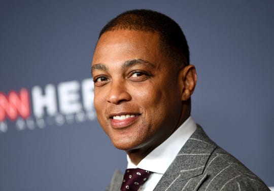 "Don Lemon, at CNN Heroes: An All-Star Tribute on Dec. 9, 2018, appeared in the Feb. 11 episode of ""Red Table Talk"" Monday."
