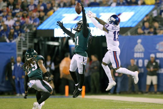 NR: Ronald Darby, CB, Eagles: Agreed to deal with Eagles