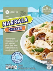 Southeast Grocers Marsala Chicken.