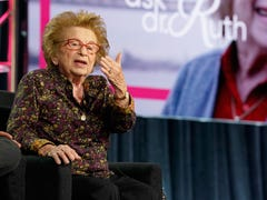 Dr. Ruth: Today's advice is more about loneliness than sex