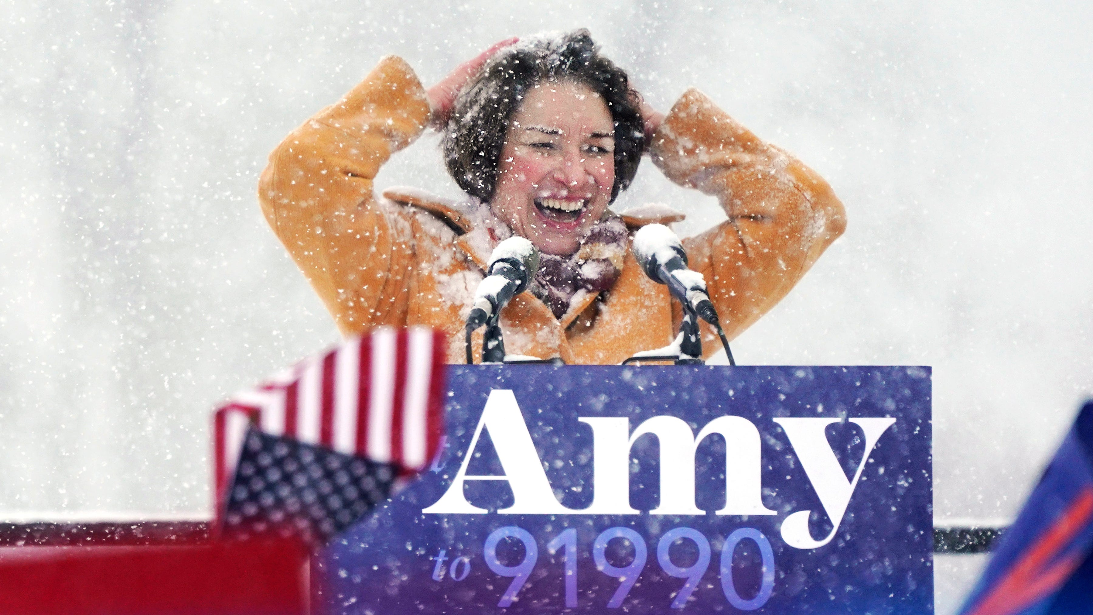 Amy Klobuchar Announcement