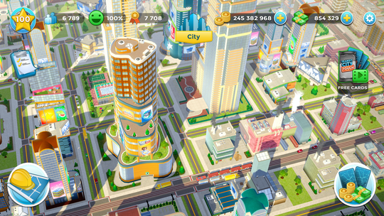 Similar to classic PC games like SimCity, Atari's Citytopia is a challenging but rewarding city-building simulation.