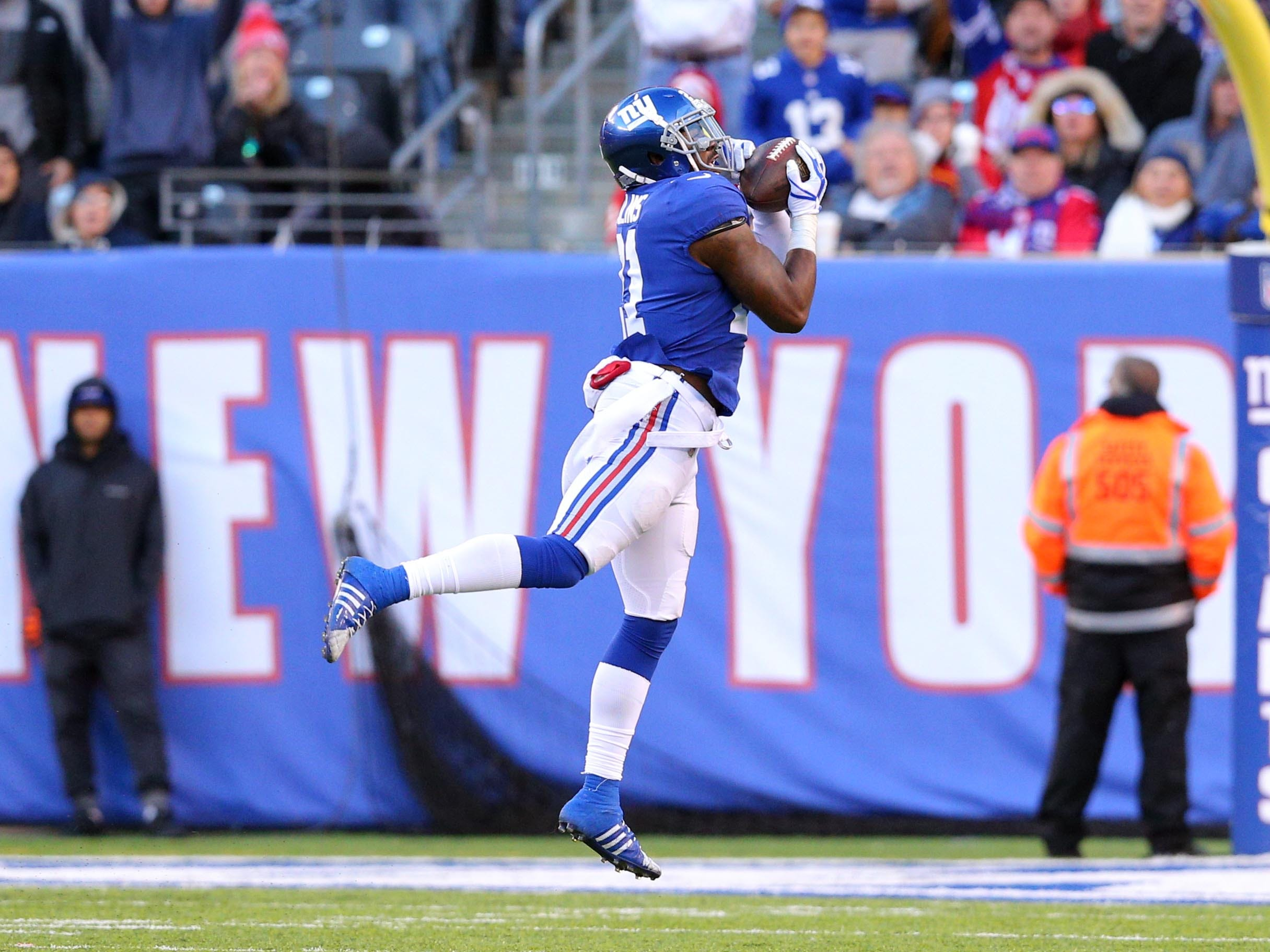 10. Landon Collins, S, Giants: Agreed to deal with Redskins
