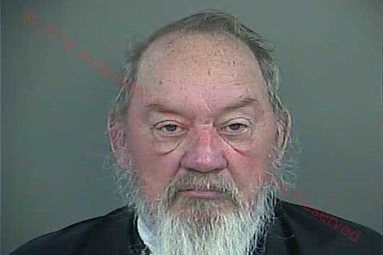 Woody Ray Duncan, 67, is charged with burglary.