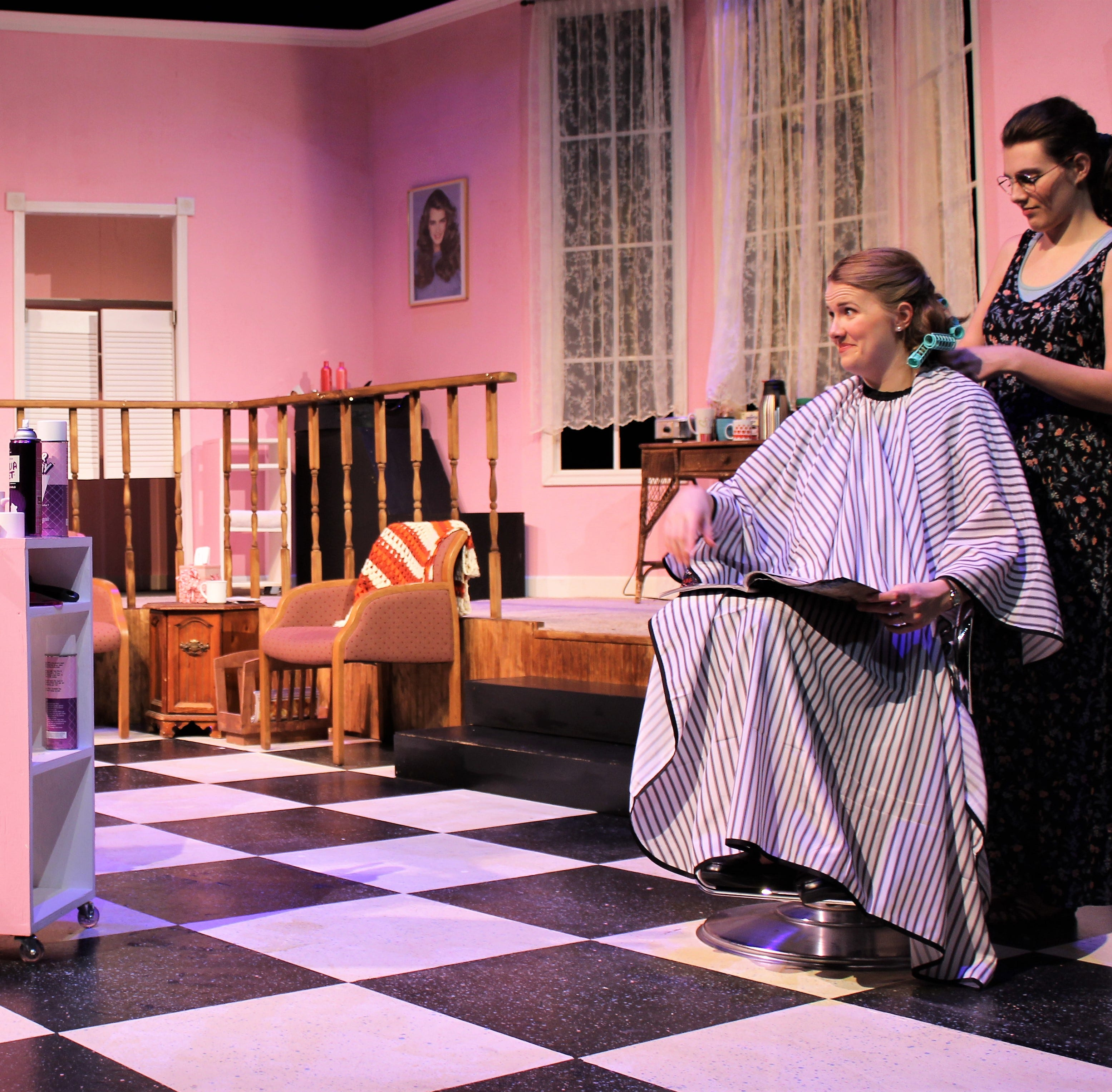 Women of 'Steel': All-female cast empowers Abilene Christian stage play