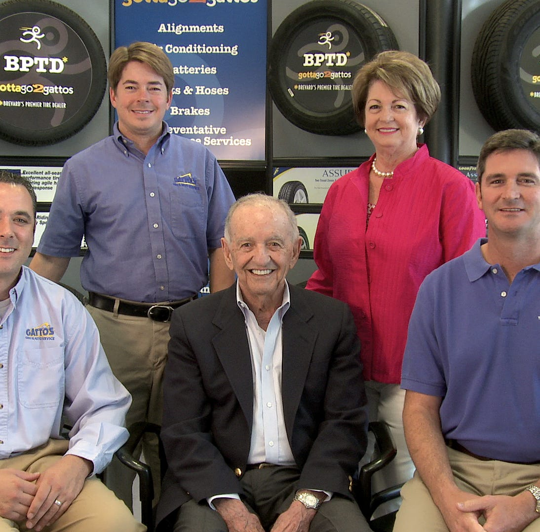 Gatto's Tires & Auto Service founder Mike Gatto dies at 93