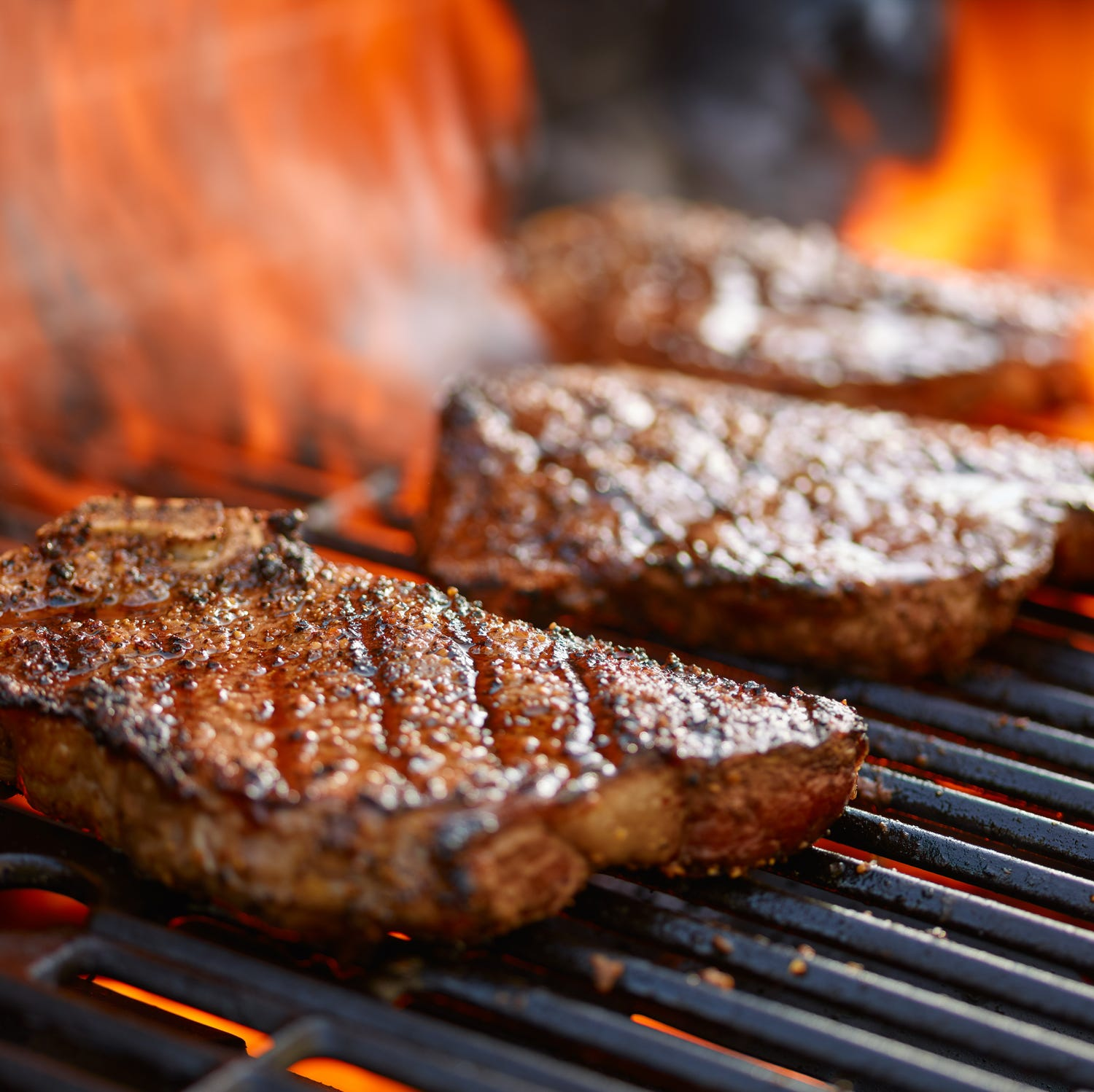 When it comes to steaks, Brevardians like their filets cooked medium.
