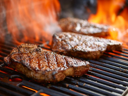 When it comes to steaks, Brevardians like their filets cooked medium rare.