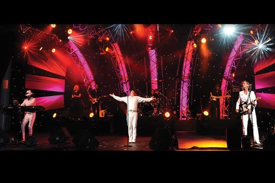 Stayin' Alive, a tribute to the Bee Gees, will perform at the King Center on Saturday, March 2.