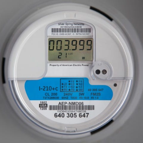 AEP plans to begin installing residential smart meters in Bucyrus this summer