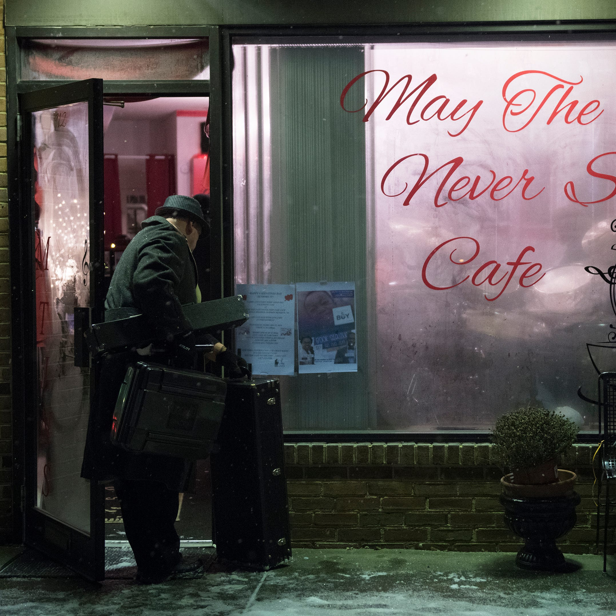 Preserving jazz tradition is a dream for owners of Haddon Heights cafe