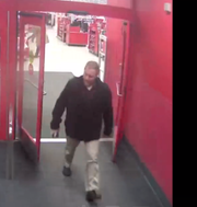 Police are investigating a report of a man recording video inside a Voorhees Target store.