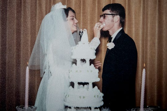 Bobbi and Steve Freeburne will celebrate 50 years of marriage this year.