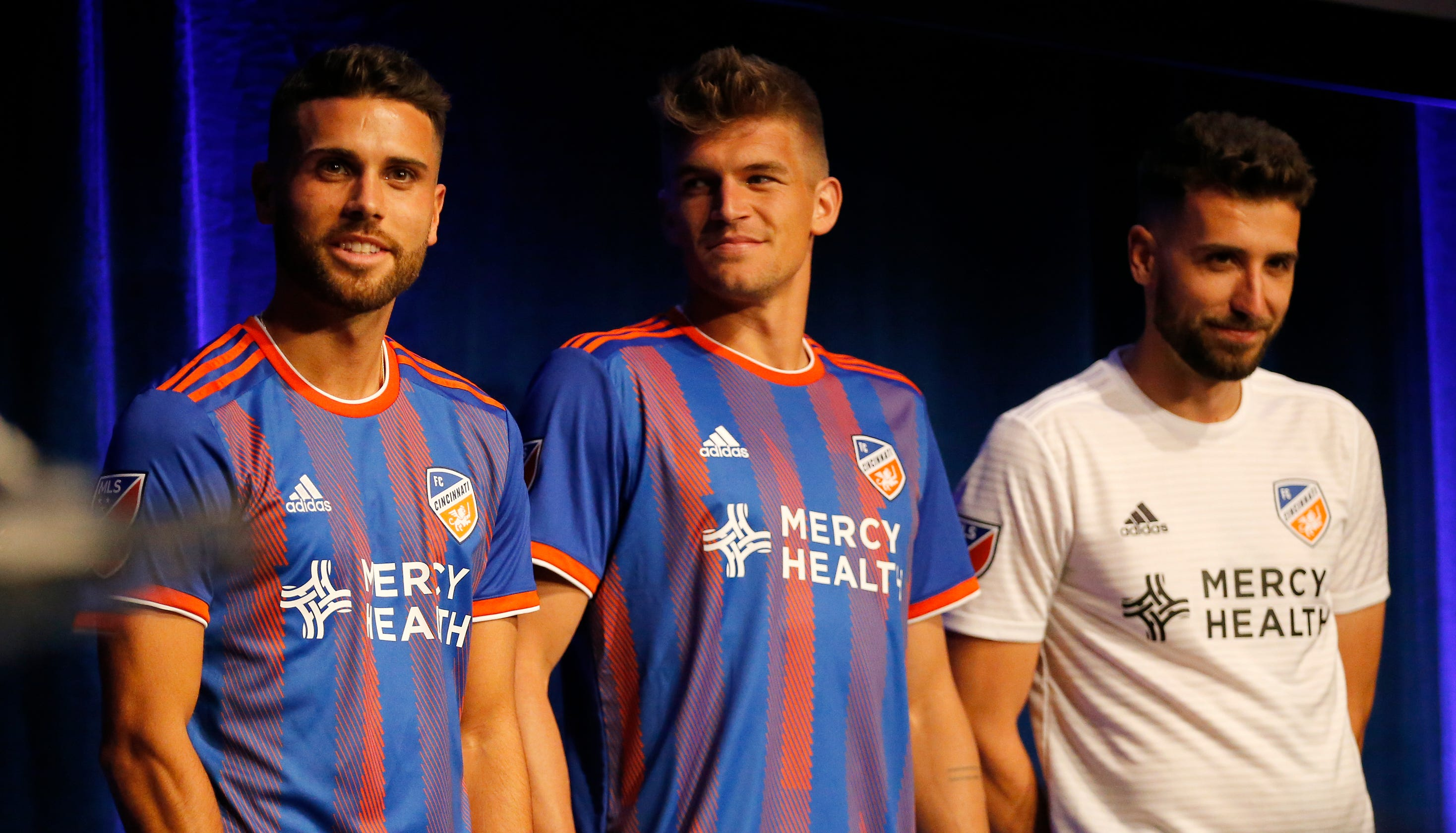 watch 64e0c 50c9e The making of FC Cincinnati's first primary MLS kit