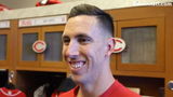 Cincinnati Reds pitcher Michael Lorenzen discusses how the team may use him in 2019, aside from on the pitcher's mound.
