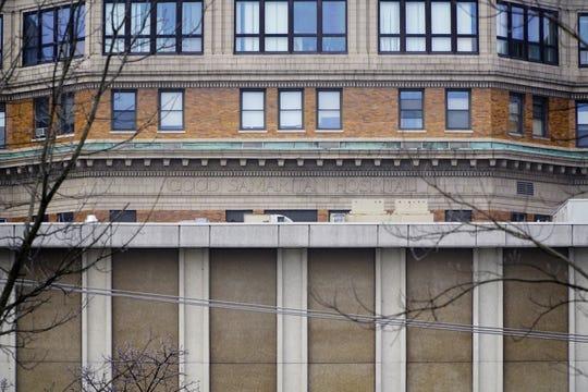 The exterior of the Good Samaritan Hospital at 375 Dixmyth Ave., Saturday, Feb. 2nd, 2019.