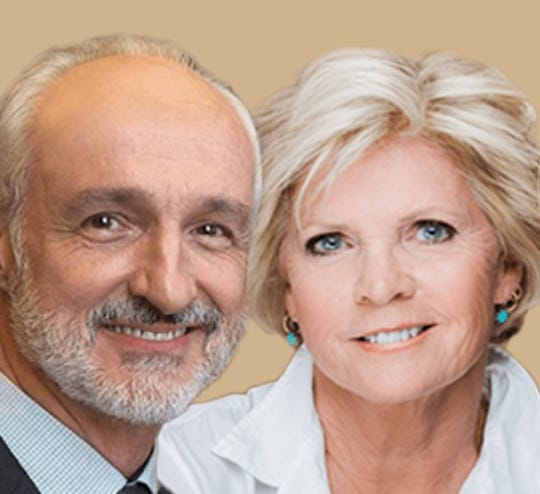 Meredith Baxter and Michael Gross, stars of the popular 1980s TV show Family Ties, are back together again to perform A.R. Gurney's play Love Letters at Kean Stage's Enlow Recital Hall at 7:30 p.m. Saturday, February 16.