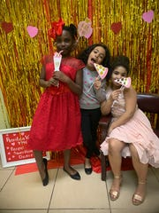 The Raritan Valley YMCA in East Brunswick held a Sweetheart Dance on Friday, Feb. 8.