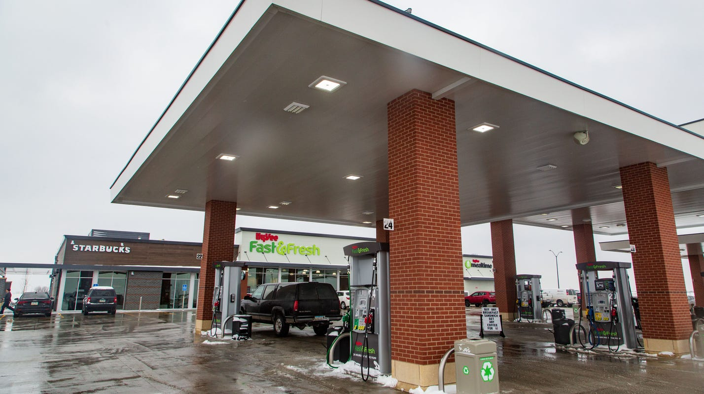 Hy-Vee investigating whether customer payment data was exposed at fuel pumps, other locations
