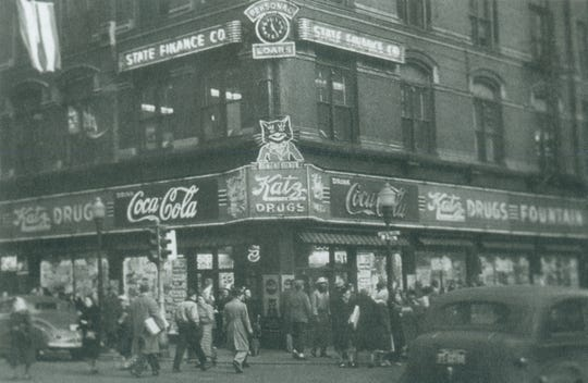 Edna Griffin Building: A 1948 sit-in in downtown Des Moines forced the Katz Drug Store to integrate its soda fountain, a victory for civil rights in Iowa.