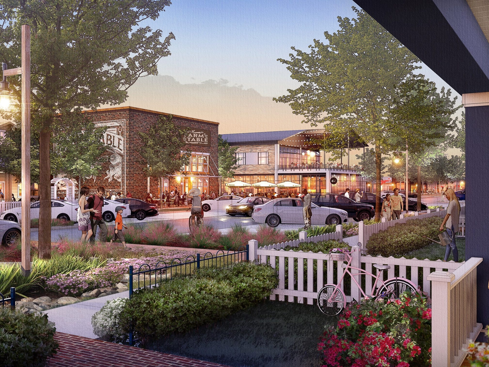 Goodbye, city life: Iowa's first 'agrihood' promises country living on edge of Des Moines