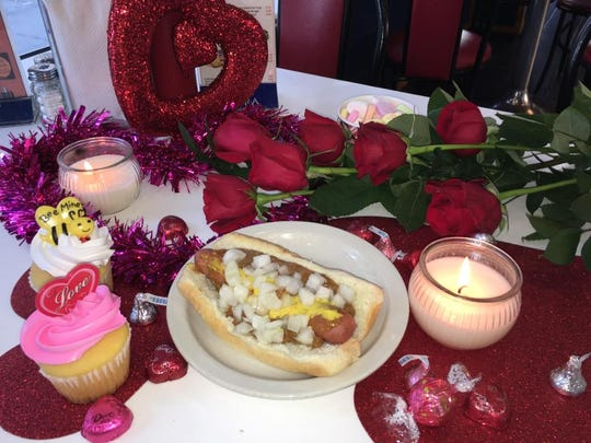 American Coney Island will be in a romantic mood Thursday.