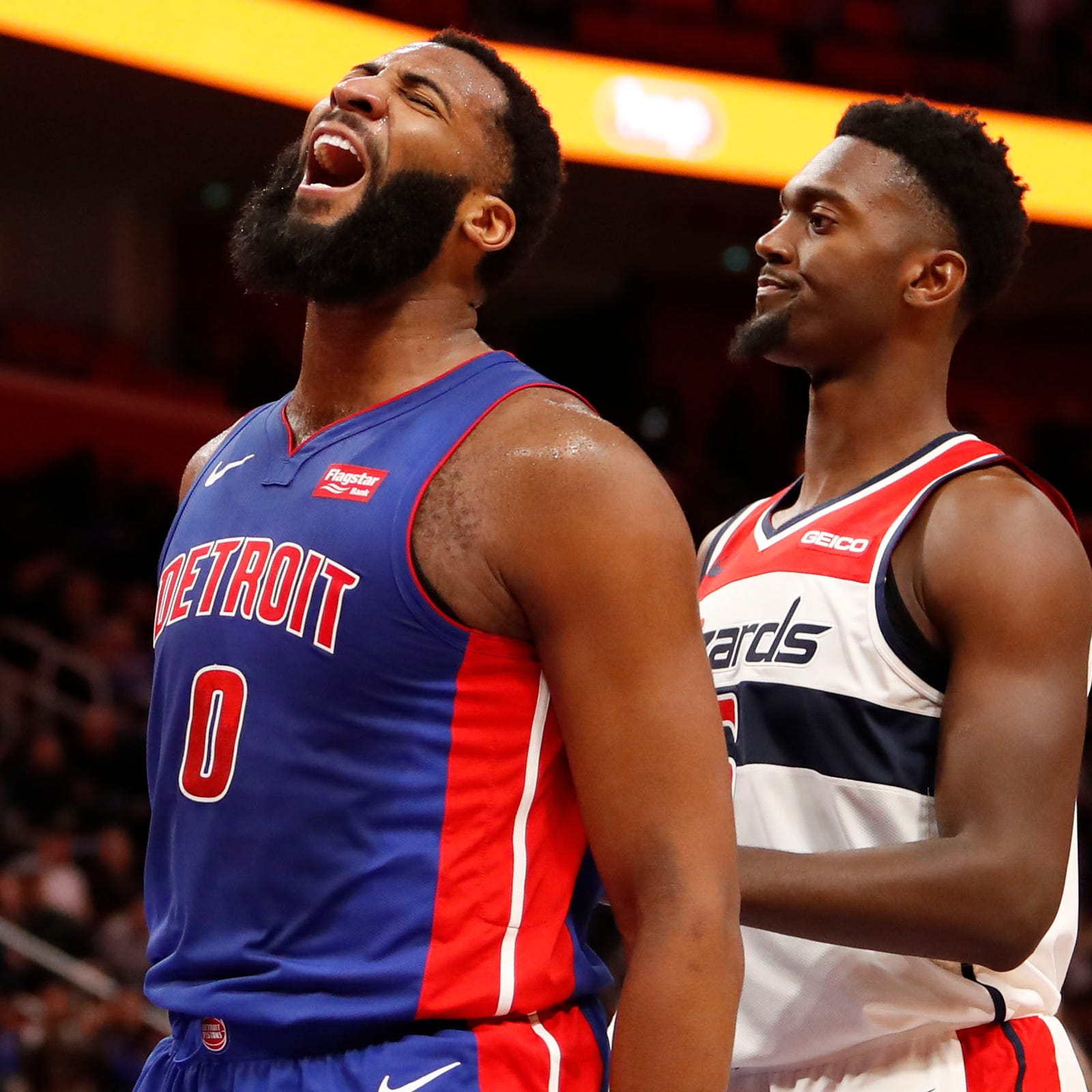 How Detroit Pistons' Andre Drummond lets simplicity feed efficiency