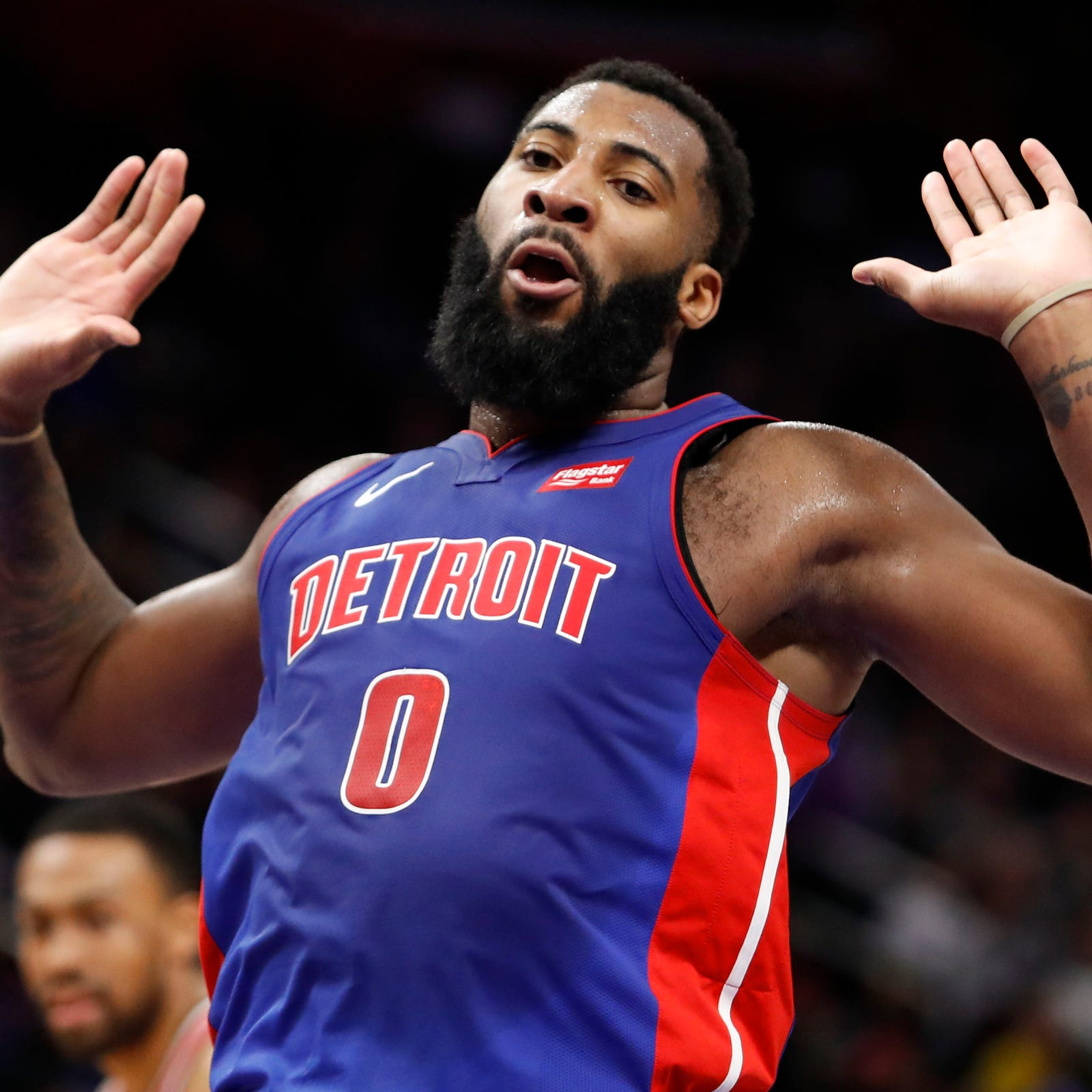How Detroit Pistons' top clutch performer could be Andre Drummond