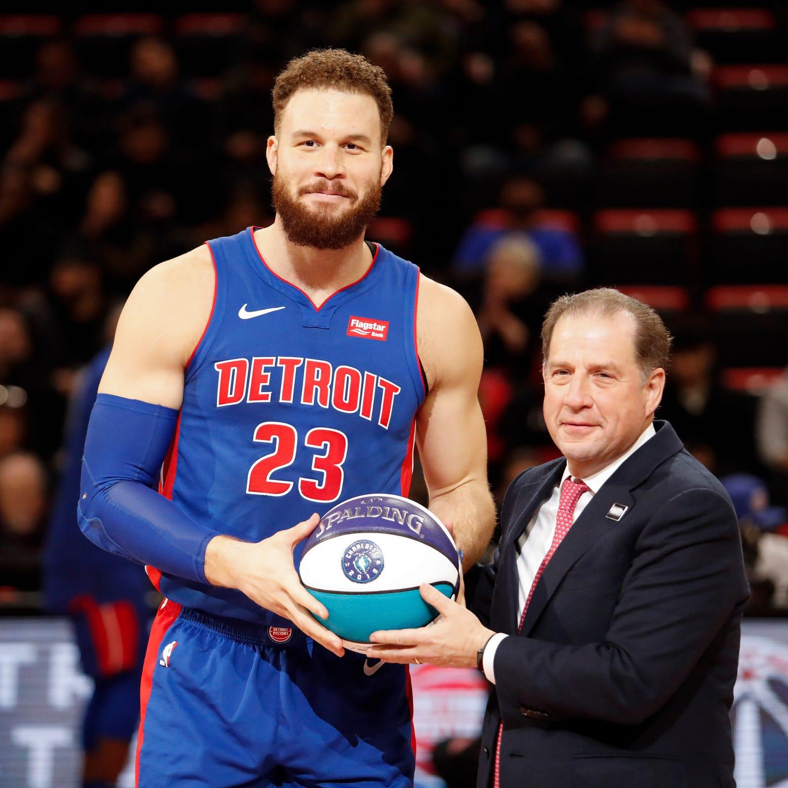 Detroit Pistons' Blake Griffin may do something Magic Johnson never accomplished