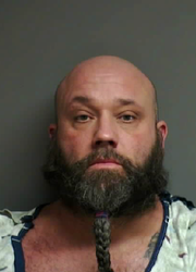 James Wallace faces charges of home invasion in Lenox Township early Saturday.