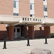 Best Hall at Eastern Michigan University