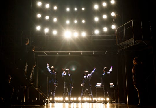 The touring company of 'Jersey Boys' will hit the Elmira Clemens Center stage from Feb. 26-28.