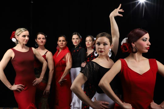 The Academy of Flamenco Arts will be performing at the Lamasco Bar and Grill this Friday night.