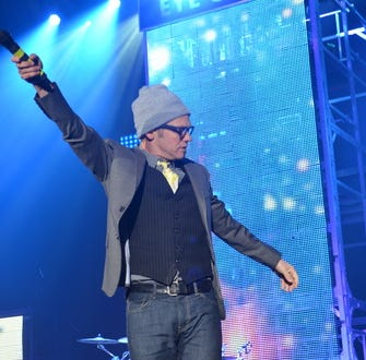 TobyMac gets deep on new tour, album