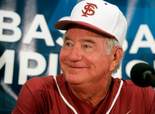 In Florida State head coach Mike Martin's final season in Tallahassee, he'll attempt to do something he's never done before.