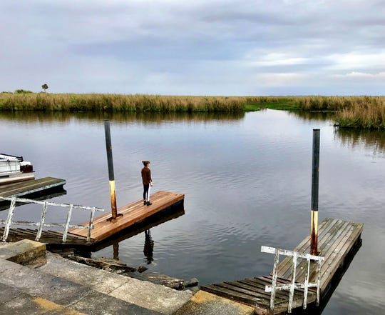 A quiet day on Lake Okeechobee. The  Army Corps of Engineers is asking for input on how it should manage the lake at a series of public meetings.