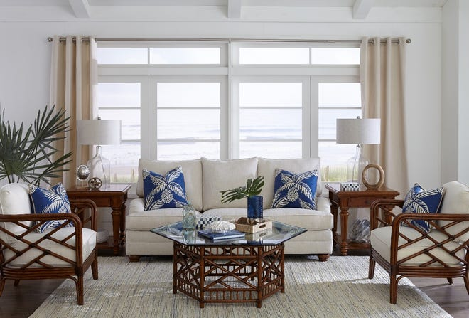 The Bali Hai collection from Tommy Bahama Home brings inspiration of the islands to the comfort of your home.