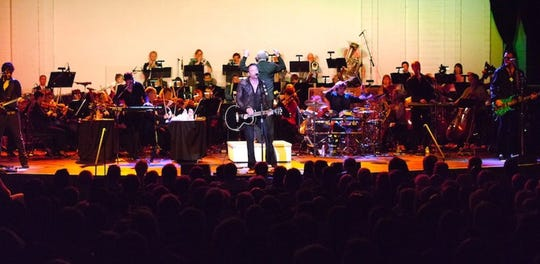 Neil Diamond tribute Super Diamond has been performing with orchestras for about six years.