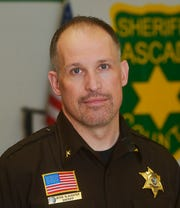 Cascade County Sheriff Jesse Slaughter.
