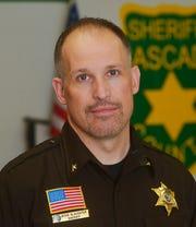 Cascade County Sheriff Jesse Slaughter.