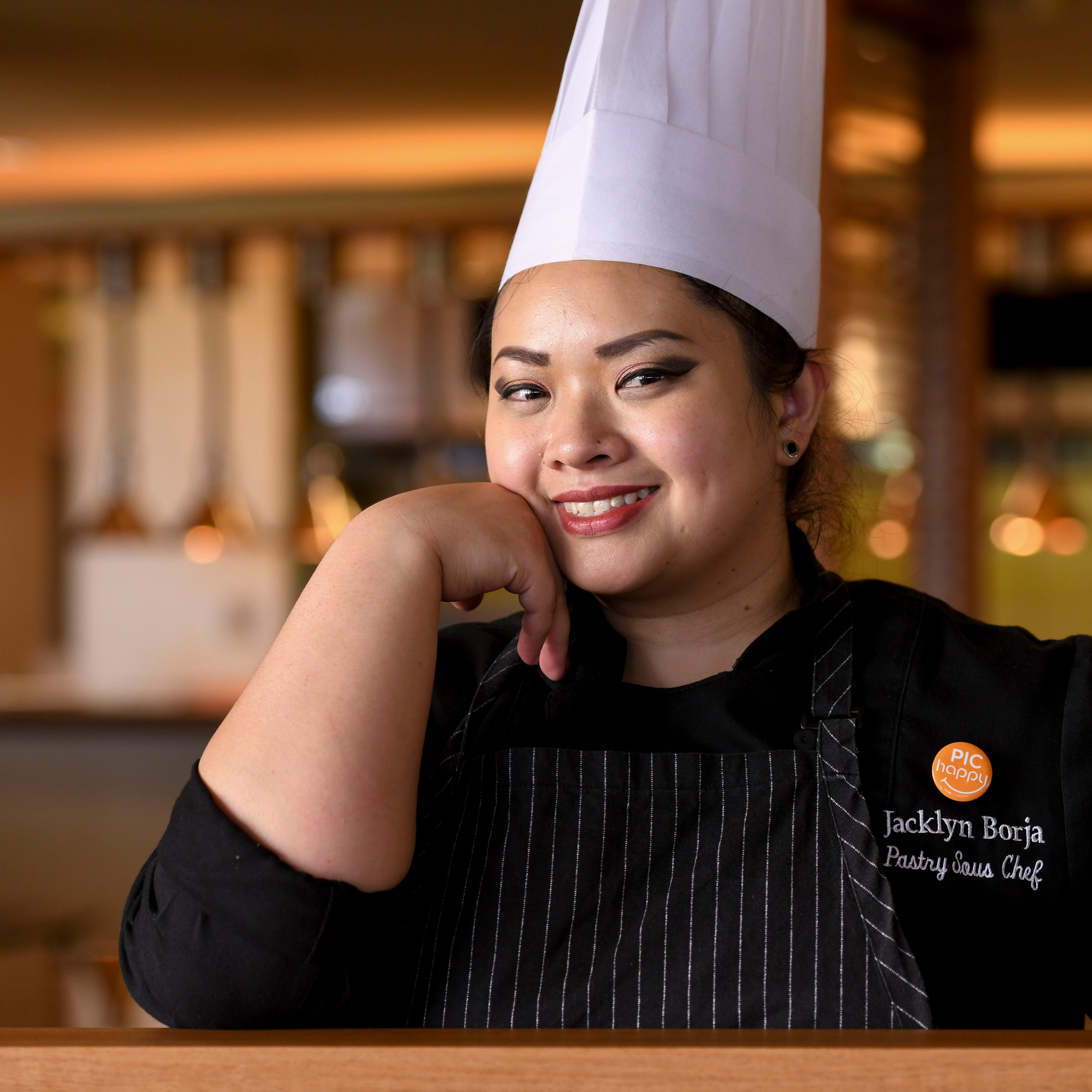 Chef Jacklyn Borja to lead PIC in 2019 Pastries in Paradise
