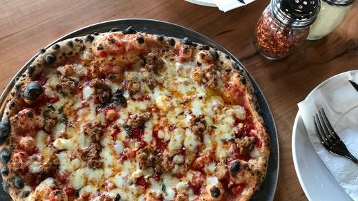 New 'best' pizza, Symphony on the Prairie schedule and a free Mumford & Sons show