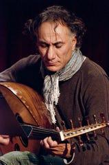 Rhaim AlHaj plays the Oud