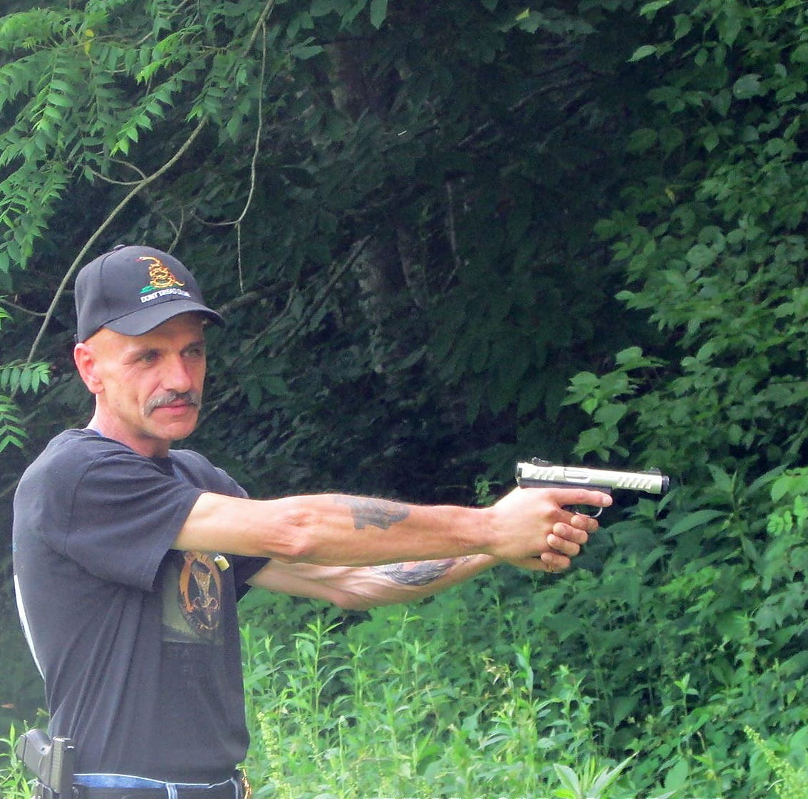 Shopper News blog: Gun-safety expert brings conviction to training