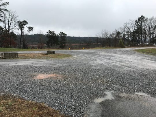 John Constant's body was discovered near this spot off U.S. Highway 411 on the south bank of what's now Tellico Lake early in the morning of March 16, 1973.