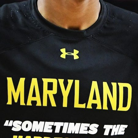 Purdue vs. Maryland basketball: Terps remember Tyler Trent on warmup shirts